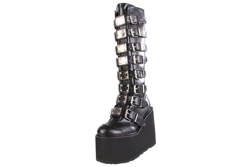 pleaser, platform, boots