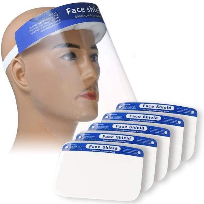 Pleson-Face-Shields