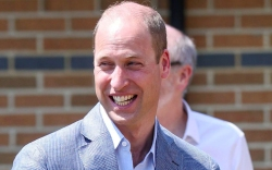 prince william, Oxford Vaccine Group, style,