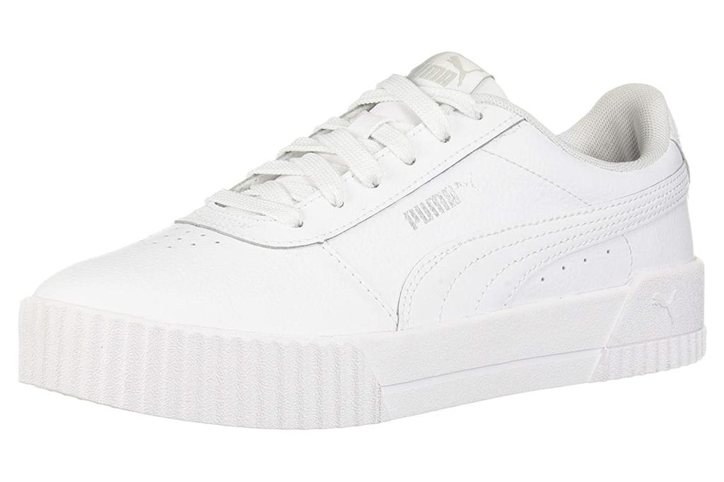puma, carina, sneakers, white