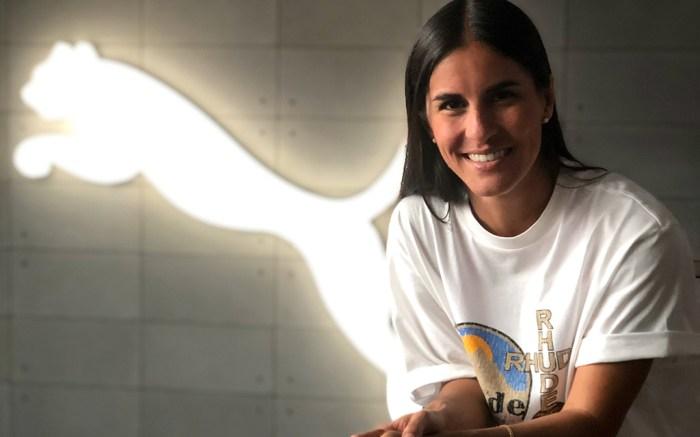 Puma senior head of product line management Maria Jose Valdés Vasquez