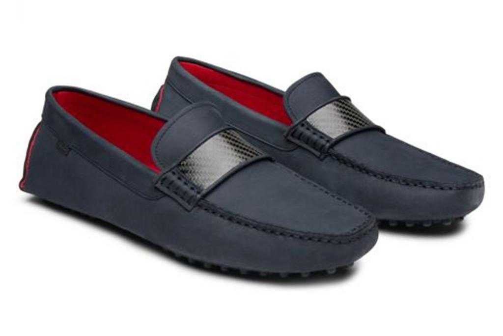 RBD Shoes Driver blue