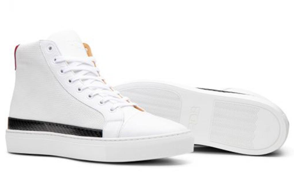 RBD Shoes High Top white