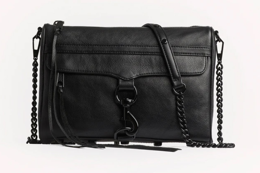 rebecca minkoff, crossbody, bag, black