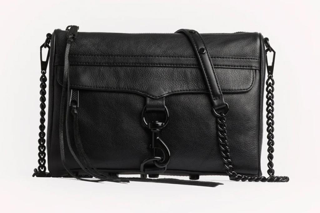 rebecca minkoff, crossbody, bag, black