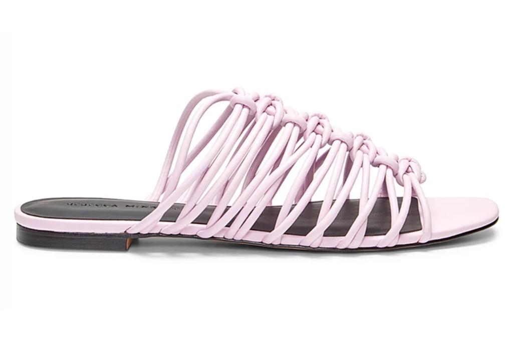 rebecca minkoff, slides, purple, pink