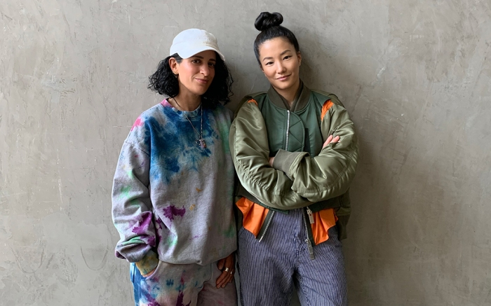 Common Ace Sophia Chang and Romy Samuel
