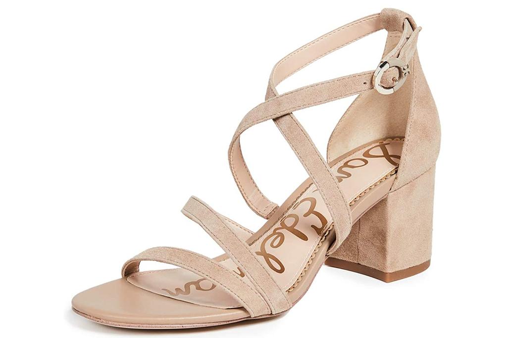 Sam Edelman, beige sandals