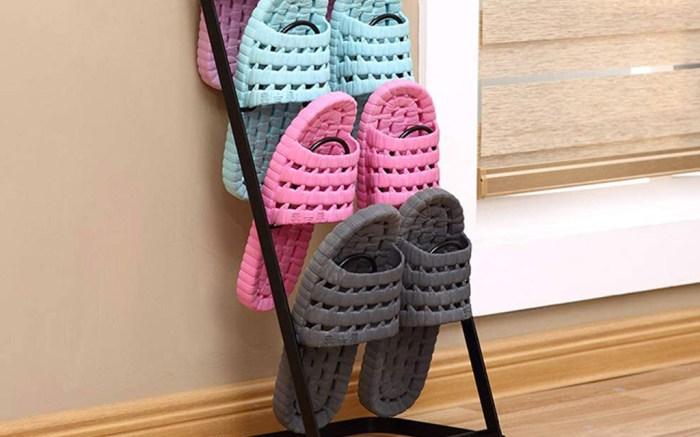 autloops, sandal organizer