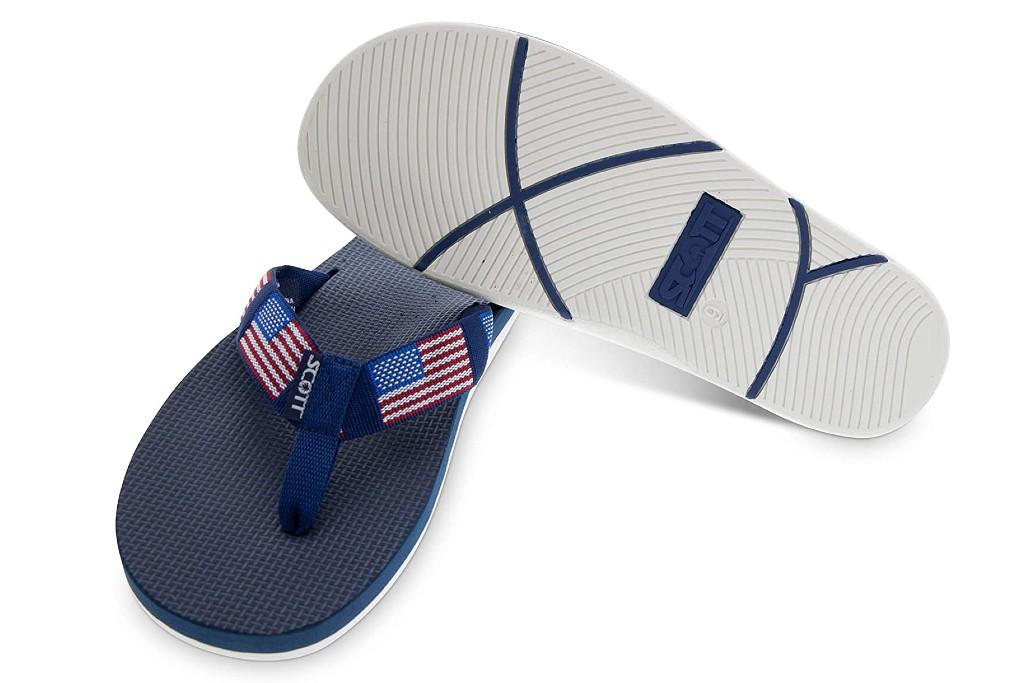 scott hawaii men's hokelea sandals