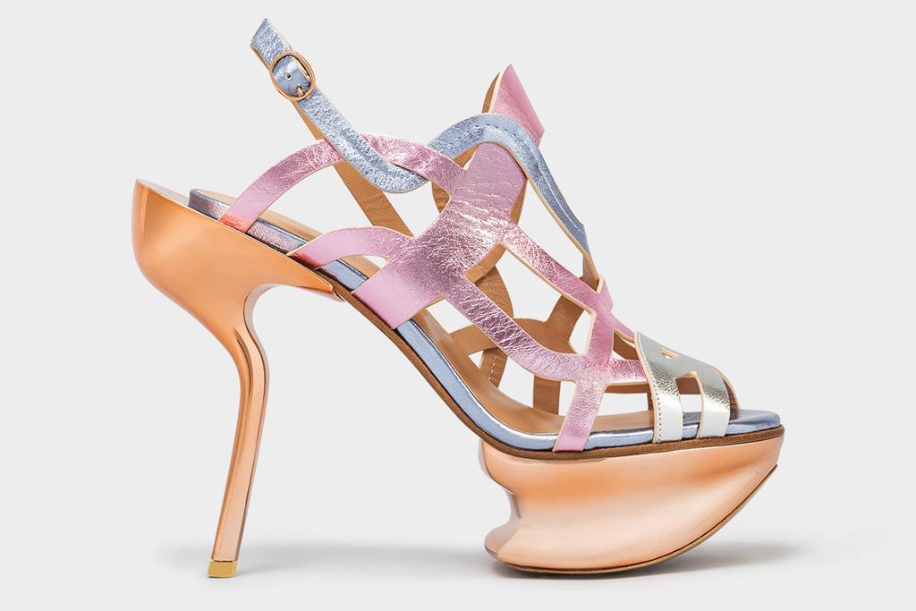 Shoedaism by Karin Onderková, heels, platforms