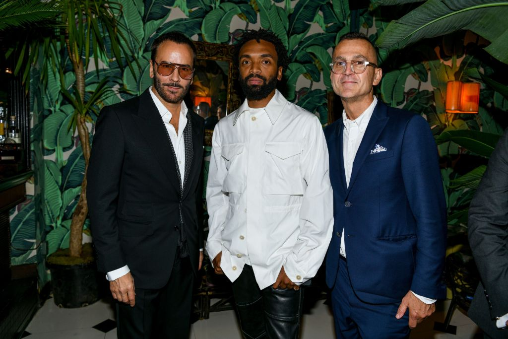 kerby jean-raymond, steven kolb, tom ford, cfda, black lives matter, cfda equality initiative