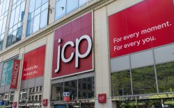 General view of JCPenney Department store