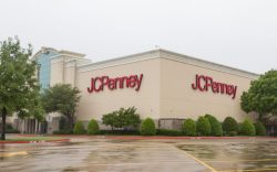 A J.C. Penney store is seen