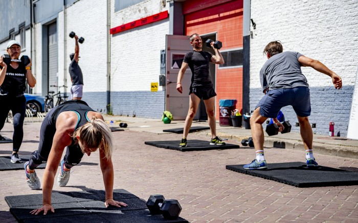 CrossFit The Netherlands