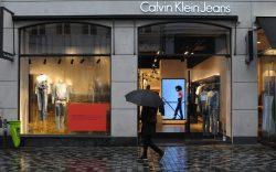Calvin Klein Jeans storeHigh street stores,