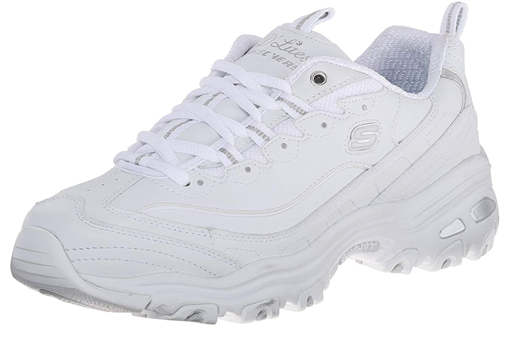 skechers, dad shoes,
