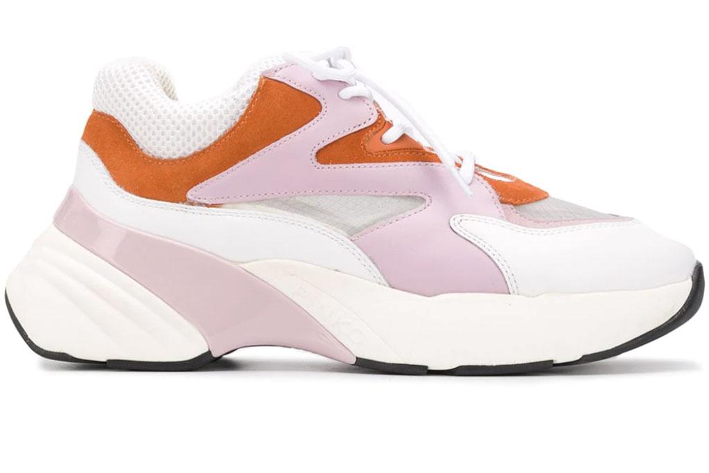 Pinko, chunky sneakers