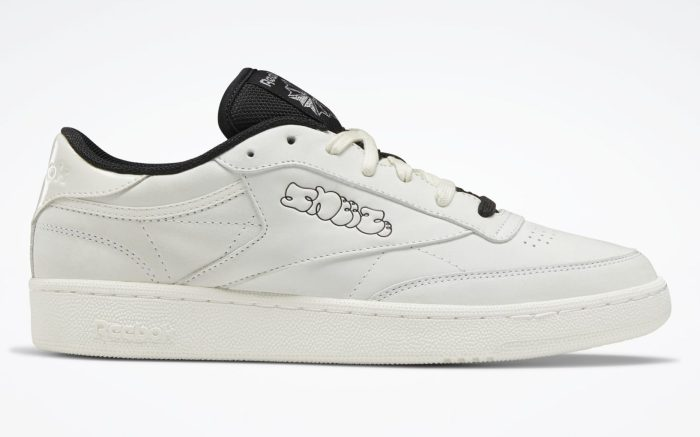 Sneeze Mag x Reebok Club C