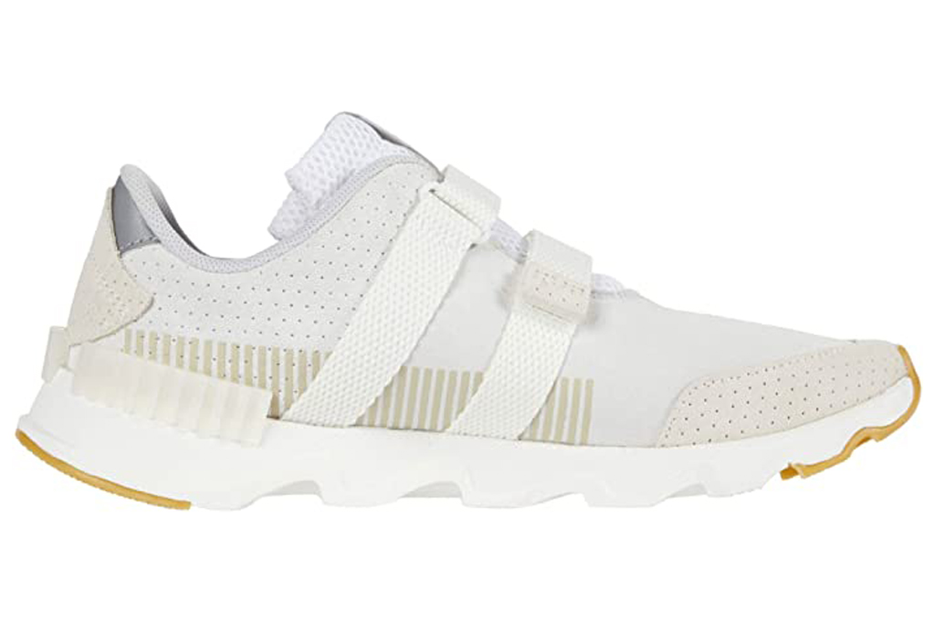 Sorel, white sneakers