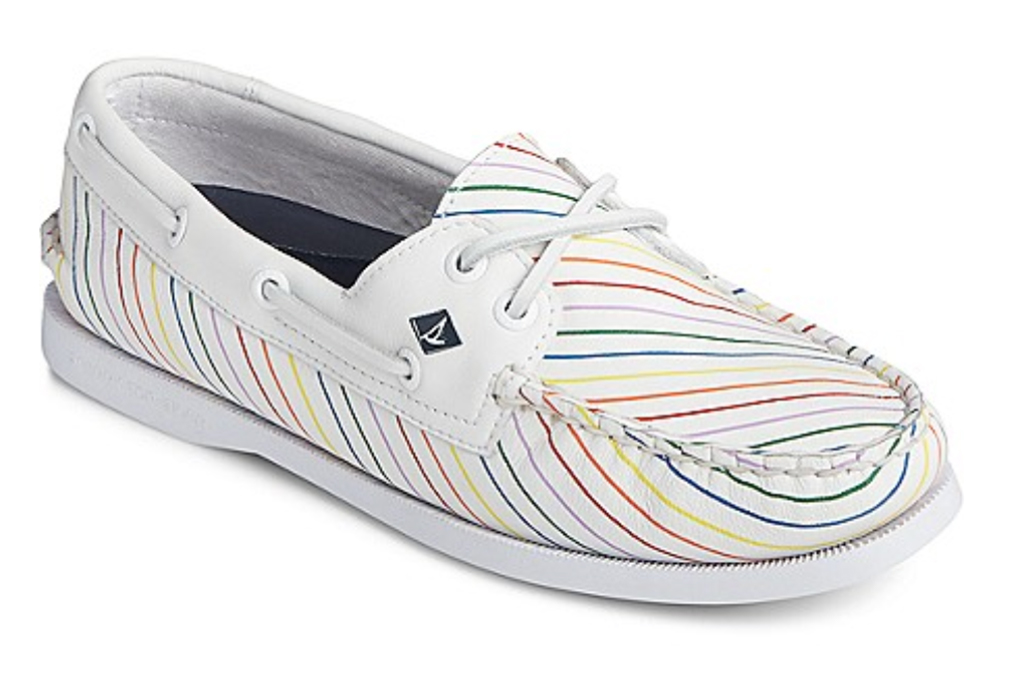 Sperry pride, womens boat shoes, sperry