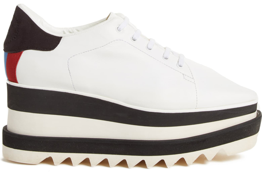Stella McCartney , platform brogues