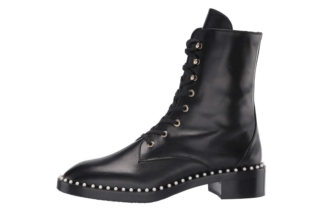 stuart weitzman, boots, pearl