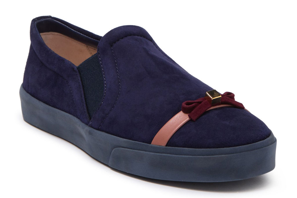 Stuart Weitzman, slip-on sneakers