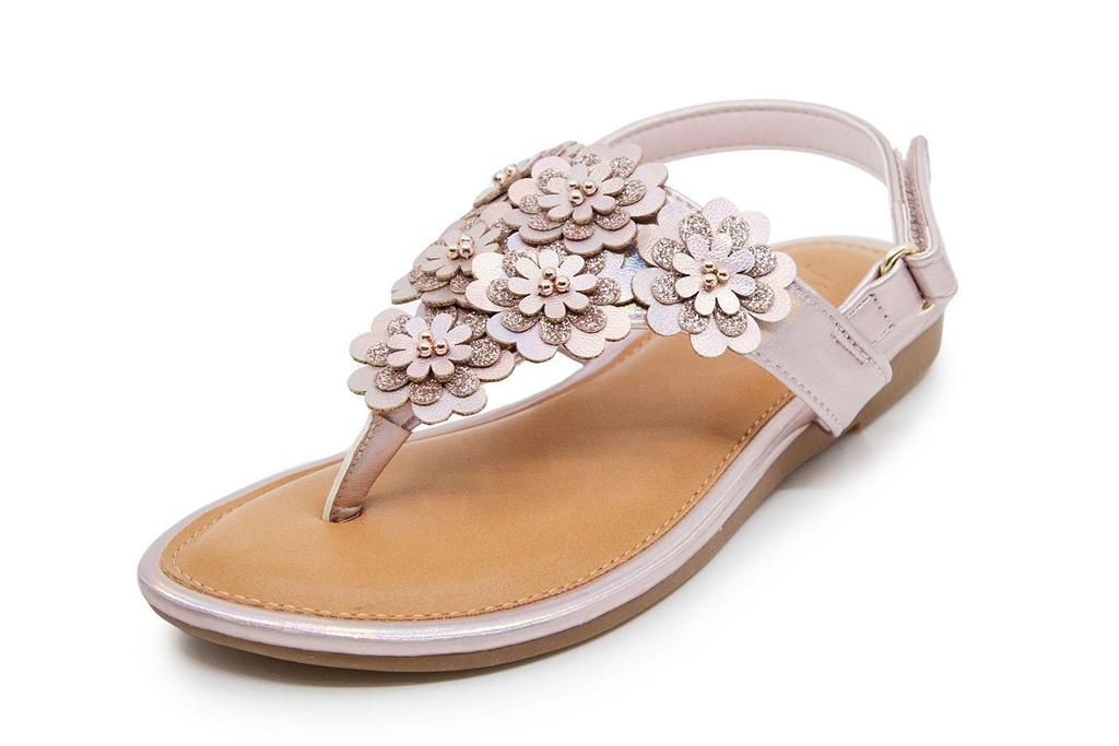 Sugar, thong sandals