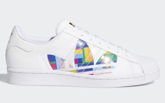 Adidas Superstar 'Pride'