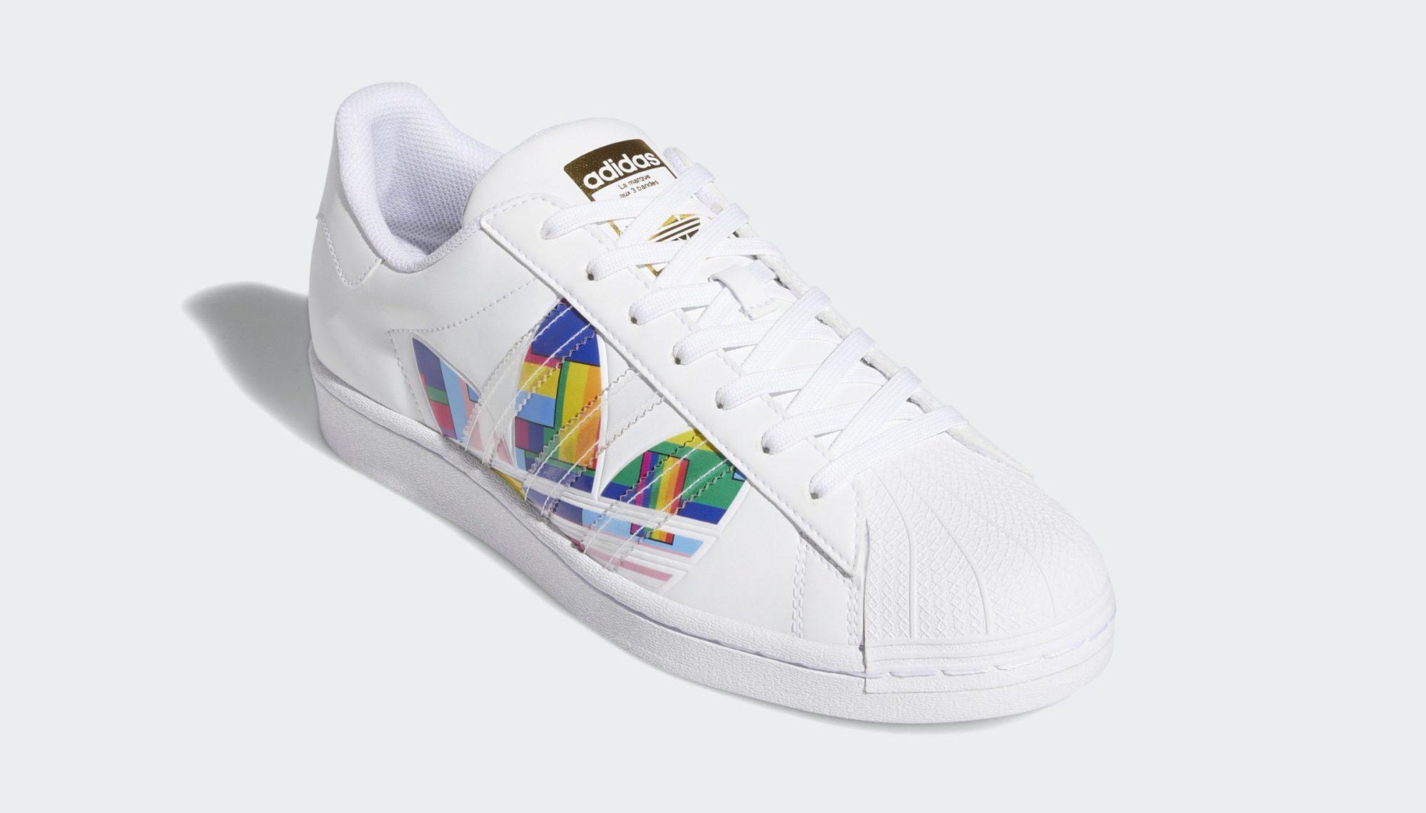 pride adidas superstar