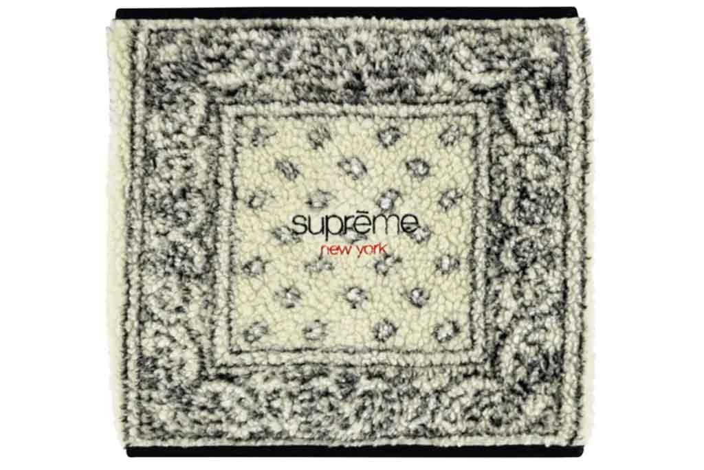 Supreme, gaiter