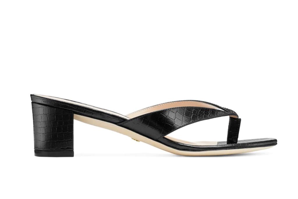 Brigida sandal, stuart weitzman, summer sample sale