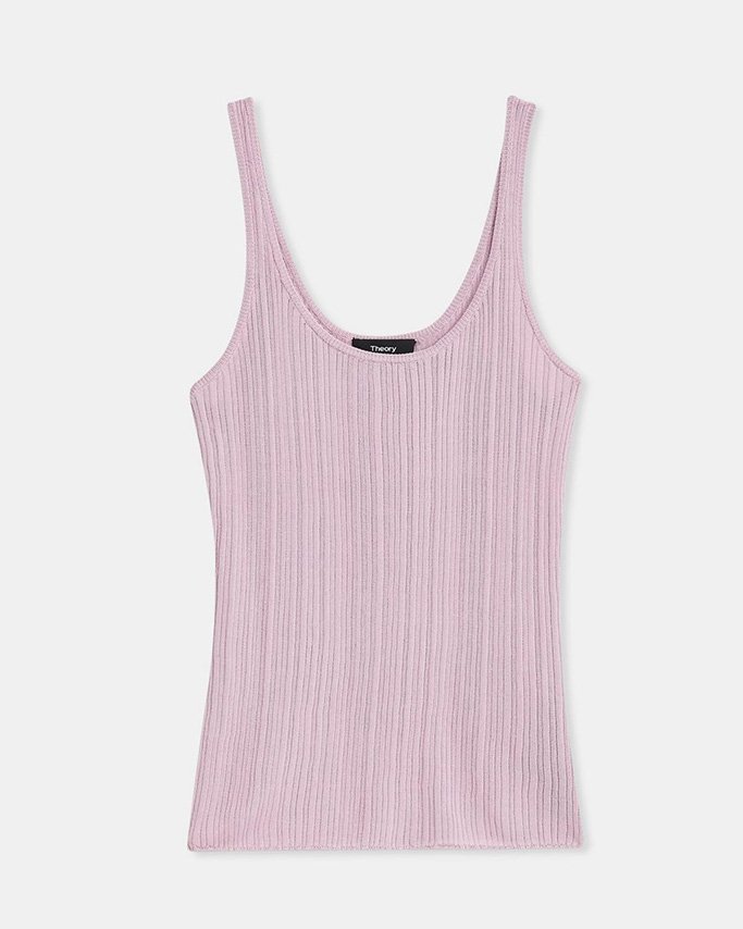 theory flash sale, theory top, lilac top