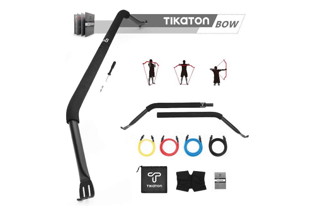 Tikaton Bow Portable Home Gym