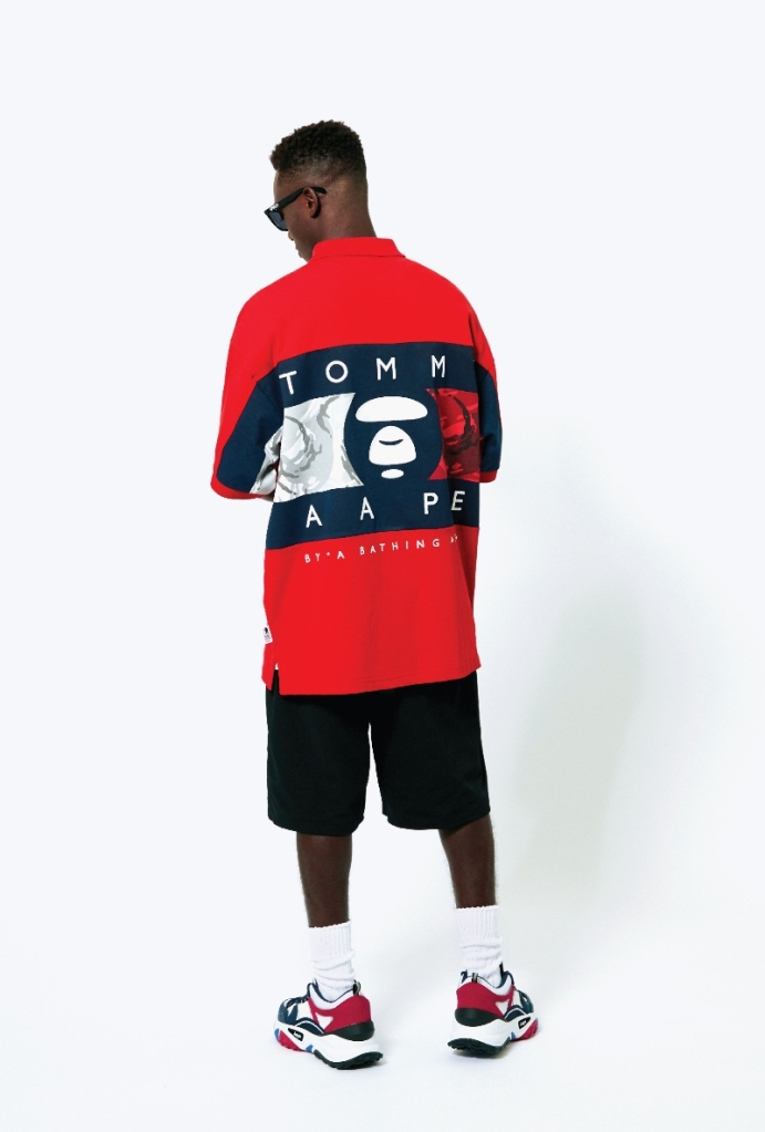 tommy hilfiger, tommy jeans, bape, Aape by A Bathing Ape