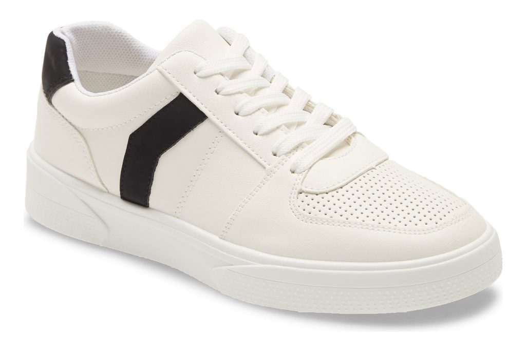 Topshop, white sneakers