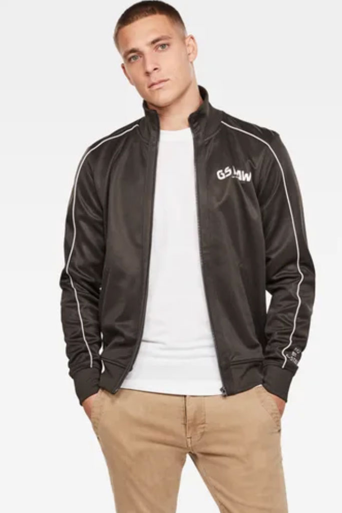 G-Star Raw, Track Jacket, Mens, Shop