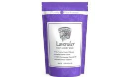 lavender foot soak