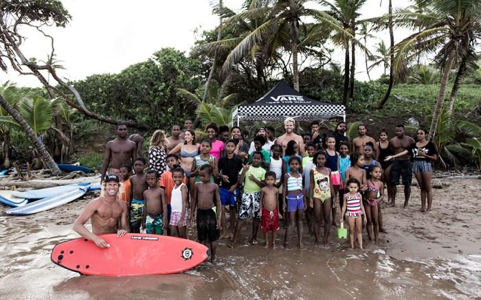 Vans Breaking Boundaries: A Surfboard Drive for Trinidad & Tobago