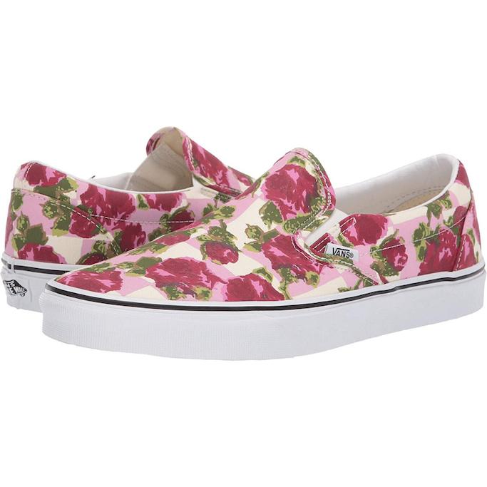 Vans-Floral-Sneaker