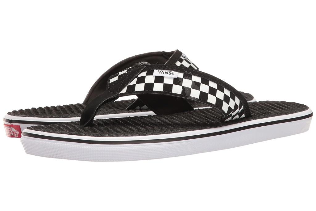 vans, flip flops, water shoes