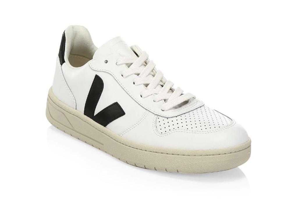 veja, black white, sneakers