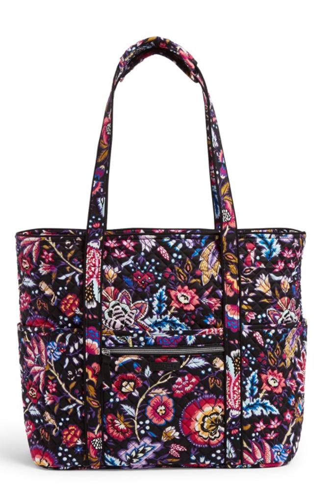 carried away tote bag, vera bradley, vera bradley sale