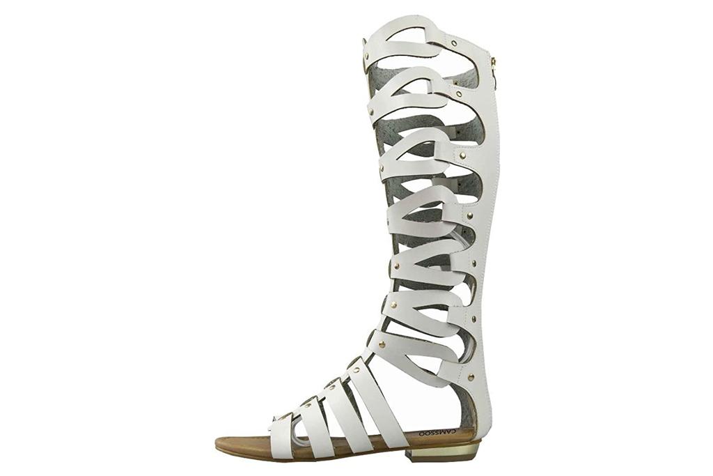 sandals, gladiator style