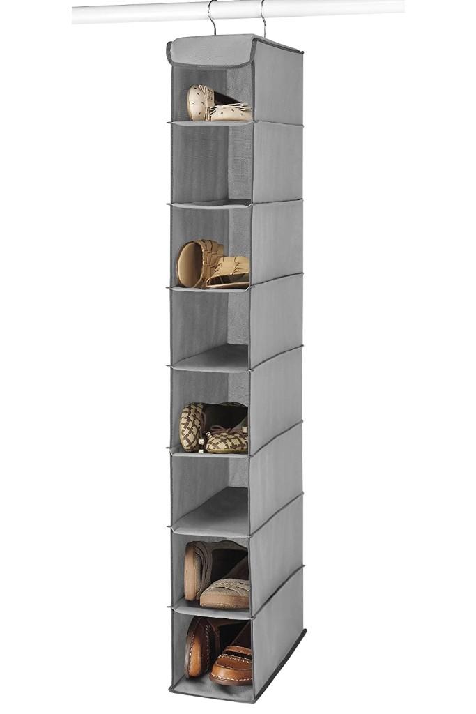 Whitmor Hanging Shoe Shelves
