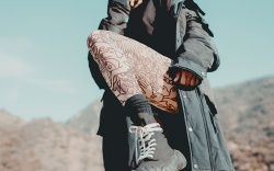 Willow Smith in Onitsuka Tiger's Fall '20 Campaign