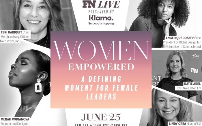 Feature size image of women empowered virtual roundtable