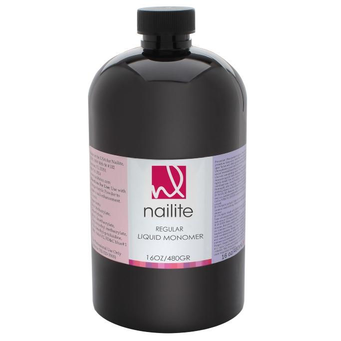 Nailite Regular Liquid Monomer, liquid monomer