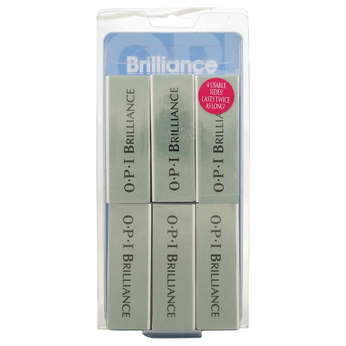 opi brilliance block, best nail buffers